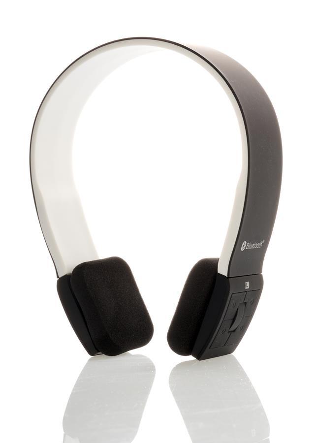 df8179ed3fb iTek ITEH03LBW mobile headset Binaural Head-band Black,White