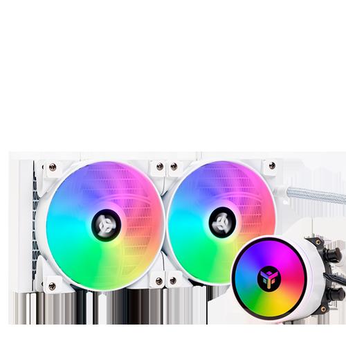 EVOLIQ 240 ARGB (White Edition)